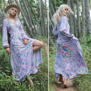 Spell and the Gypsy Babushka Mary Kate gown